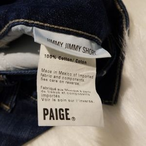 paige Shorts - Paige jimmy short 24